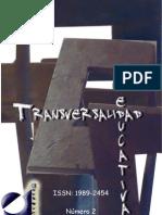 La Transversalidad Educativa + Los Ejes Transversales