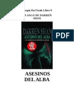 9-Asesinos Del Alba