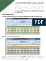 tabela dinamica 2007