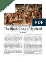 The Black Cross of Scotland