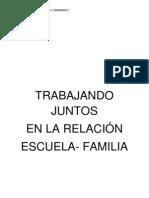 Proyecto Escuela - Famila