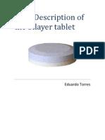 Brief Description of the Bilayer Tablet