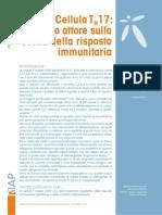 201_Cellula TH17 Un Nuovo Attore Sulla Scena Della Risposta Immunitaria