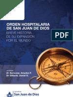 Barousse, Amadeo - Breve Historia de La Orden Hospitalaria