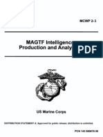 MCWP 2-3 MAGTF Intelligence Production and Analysis_1