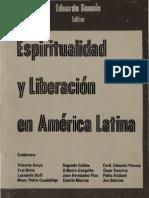Bonnin, Eduardo - Espiritualidad y Liberacion en America Latina