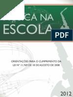 Cartilha Educação Musical - Pará
