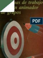 Botero, Silvio - Esquemas de Trabajo Para Un Animador de Grupos