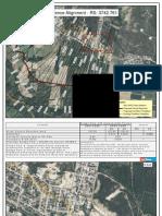 CBP map of proposed border wall in Rio Grande City Texas