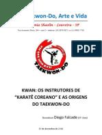 Monografia Boosabum Diego Falcade (Para Exame 1o. Dan)