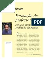 ARTIGO - FP - CONTATO DIRETO COM A REALIDADE DA ESCOLA_ZEICHNER