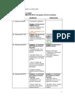 TMC Cronograma 2012