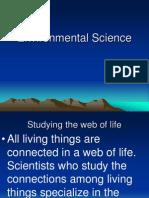 Environmental Science 1