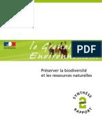 Grenelle Bio Divers Ité _rapport Final