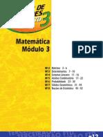 Terceirão FTD - Matematica - Caderno de Atividades 03