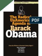 The Radica Agenda of Barack Obama