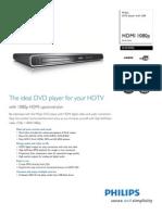 Philips DVP5992_37B with USB 2.0