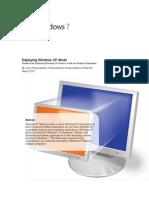 Deploying Windows XP Mode_3_16