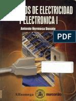 Principios de Electricidad y Electrónica I [Antonio Hermosa Donate]