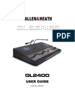 ImageGL2400 User Guide Issue 2