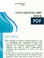 Live Graving Dry Dock