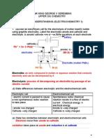 Electrochem Understanding -Answers