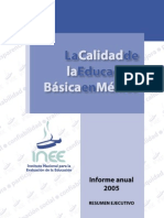 Calidad Educ Basica2005