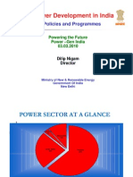 Wind Power Development India by Dr. Dilip Nigam