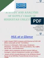 HUL Supply Chain