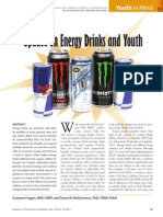 Fogger, McGuinness - 2011 - Update on Energy Drinks and Youth. - Journal of Psychosocial Nursing and Mental Health Services