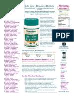 Himalaya Gotu Kola _ Centella Asiatica _ Brain Food _ Vascular Support _ Psoriasis Remedy