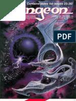 Dungeon Magazine #036