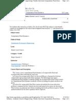 CFD-syllabus