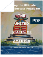 Excerpts From Solving the Ultimate Destiny of the USA.
