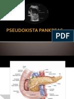 Pseudokista Pankreas Conc