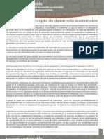 1. Historia Del Concepto de Desarrollo Sustentable