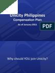 Unicity PH ComPlan Presentation Jan 2011