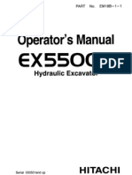 EX5500 5 Operators Manual EM18B 1 1