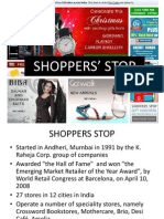 Shoppers Stop Analysis