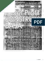 Tabel Baja 1