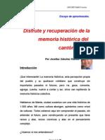 Ensayo de Aproximacion a La Memoria Historica de Manta