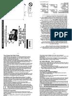 Davey Manual(XS Unheated)Spa Pump