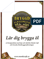 Bryggkompendium Monks Cafe