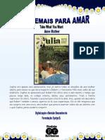 Anne Mather - Cedo Demais Para Amar (Julia 09)