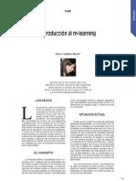 Introducción al M-learning
