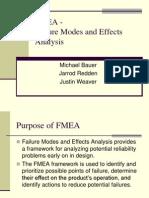 FMEA Presentation