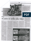 Paralimpiadi, tandem - Corro in sella alla vita - Cinzia Coluzzi
