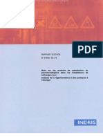 GUI perchloréthylène & produits chimiques de substitution _ineris20005