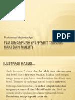 leaflet Flu Singapura