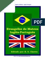 Evangelho de Mateus Inglês-Português PDF